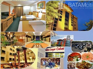 Batam tour package - Batam Tour: 2D1N @Harmoni Suites Hotel – Includes 2-Way Ferry Ticket + 01 Day Tour + Lunch