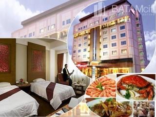Batam tour package - Batam Tour: 2D1N @Mercure Hotel – Includes 2-Way Ferry Ticket + 01 Day Tour + Lunch