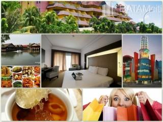 Batam tour package - Batam Tour: 2D1N @Novotel Hotel - Birdnest Packages – Includes 2-Way Ferry Ticket + 01 Day Tour + Lunch