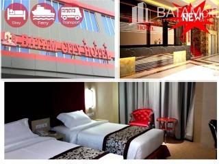 Batam tour package - Batam Free N Easy: 2D1N Stay @Batam City Hotel