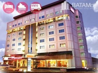 Batam tour package - Batam Free N Easy: 2D1N Stay @Mercure Hotel