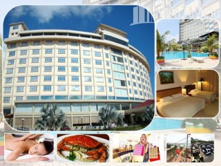 Batam tour package - Batam Tour: 2D1N Stay @Golden View Hotel - Tour Package - Town Hotel