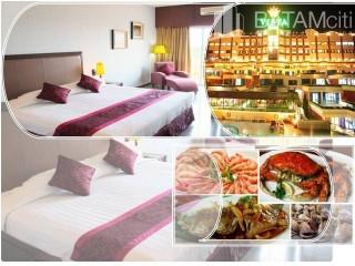 Batam tour package - Batam Tour: 2D1N Stay @Crown Vista Hotel - Tour Package - Town Hotel