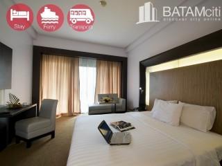 Batam tour package - Batam Free N Easy: 2D1N Stay @Novotel Hotel