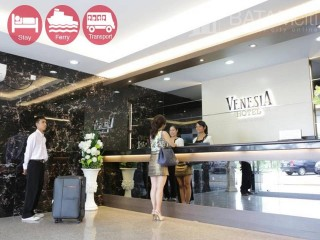 Batam tour package - Batam Free N Easy: 2D1N Stay @Venesia Hotel