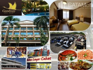 Batam tour package - Batam Tour: 2D1N Stay @Goodway Hotel - Tour Package - Town Hotel