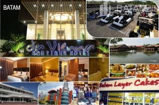 Batam tour package - Batam Tour: 2D1N Stay @Davienna Hotel - Tour Package - Town Hotel