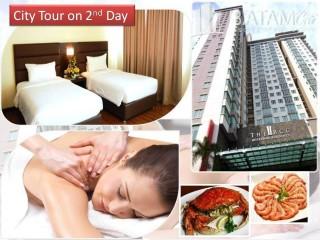 Batam tour package - Batam Tour: 2D1N @BCC Hotel - 2016 Tour Package - CITY TOUR ON 2ND DAY