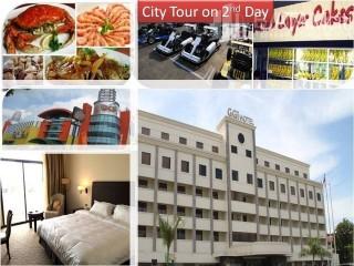 Batam tour package - Batam Tour: 2D1N @GGi Hotel - 2016 Tour Package - CITY TOUR ON 2ND DAY