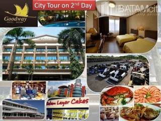 Batam tour package - Batam Tour: 2D1N Stay @Goodway Hotel - Tour Package - CITY TOUR ON 2ND DAY