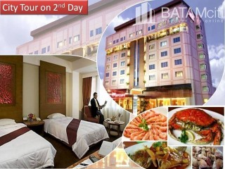 Batam tour package - Batam Tour: 2D1N Stay @Mercure Hotel - Tour Package - CITY TOUR ON 2ND DAY
